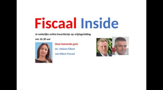 Fiscaal Inside 18 september 2020